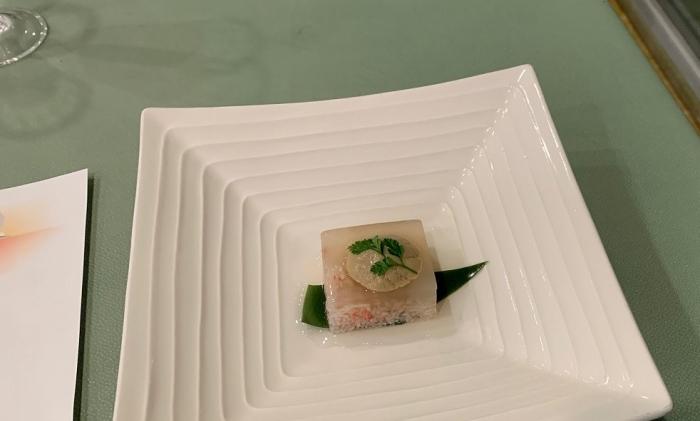 かんぽ食事 (1)