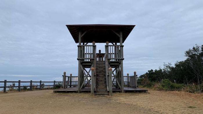 鳥羽展望台と石神さん (9)
