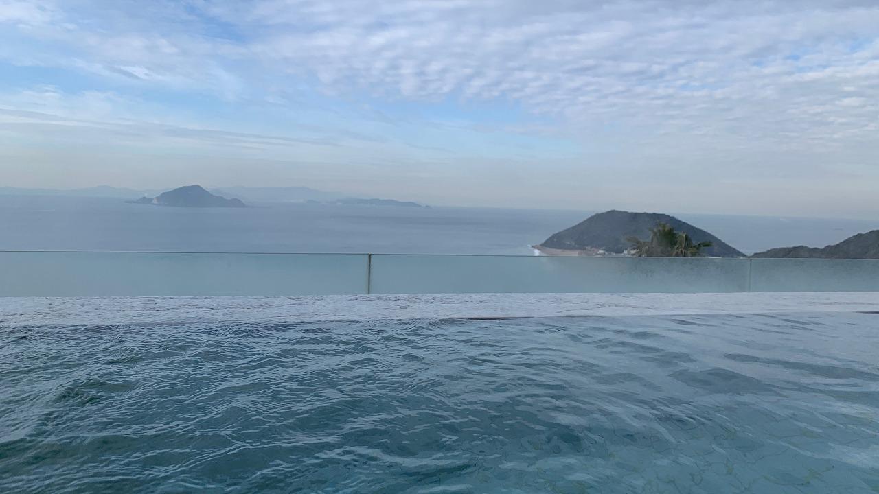 伊良湖ビューホテル 風呂編 (2020年2月)