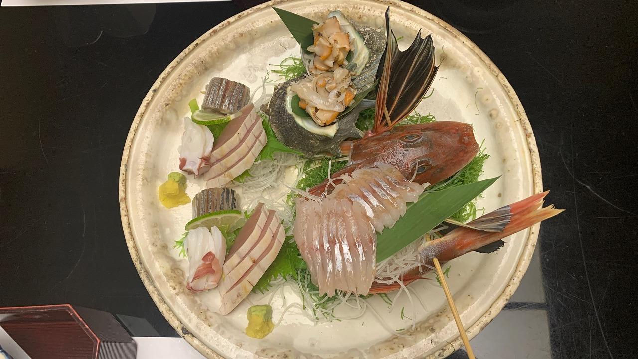 浜辺の宿 濤亭 食事・感想編 (2020年2月)