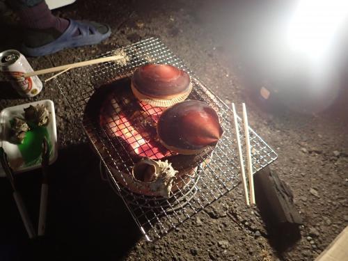 七輪焼き①