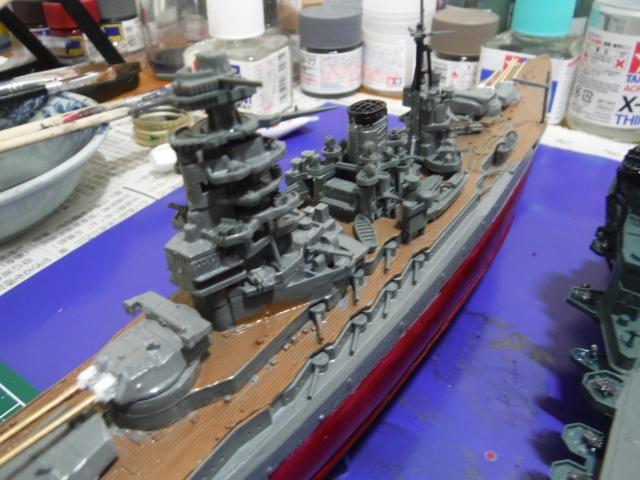 06戦艦陸奥アオシマ
