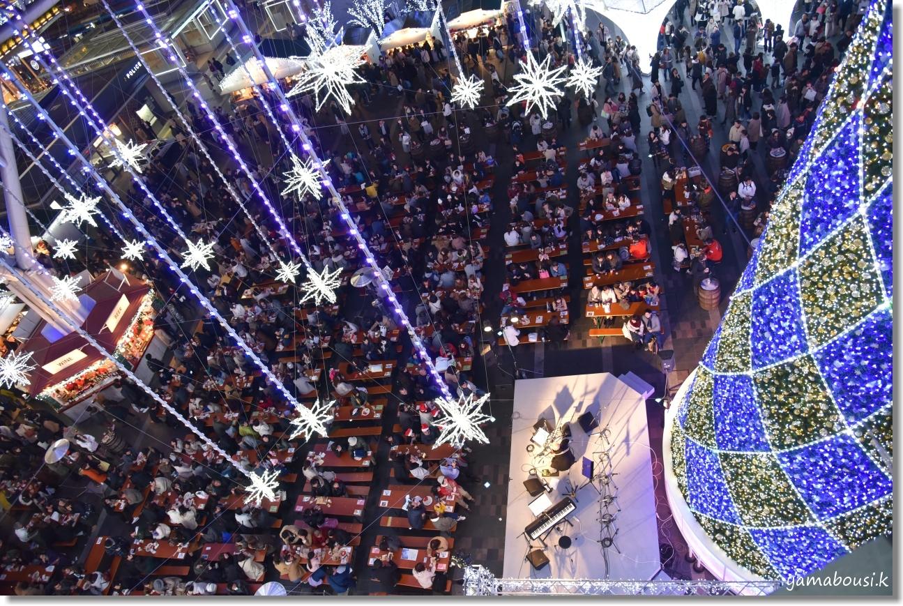 Happy Christmas 2019! 光の街・博多 3