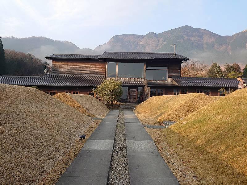熊本県☆南阿蘇の旅館「心乃間間」温泉とイタリアン!プライベート絶景の大人の隠れ家