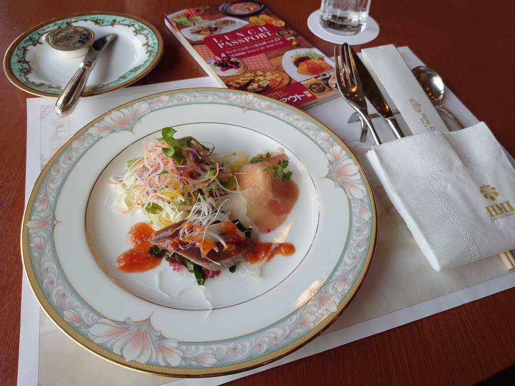 「レストラン ラヴァンド(北九州市小倉北区)」ランパス北九州でいただくスペシャルコース