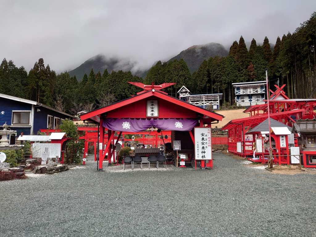 「宝来宝来神社(熊本県)」宝くじ!南阿蘇にある平成のパワースポットがすごい