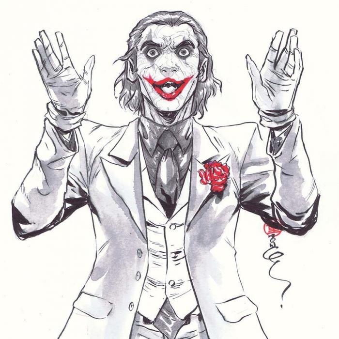 Andie Tong Joker