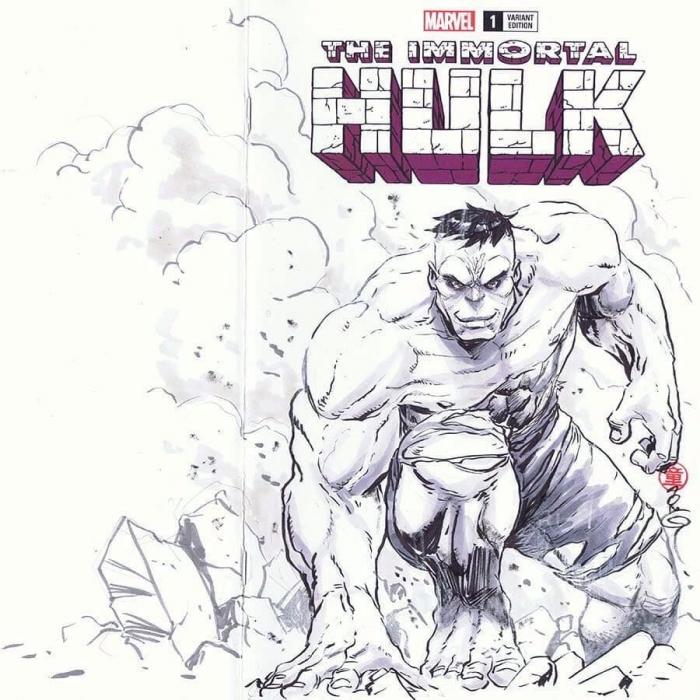 Andie Tong Hulk