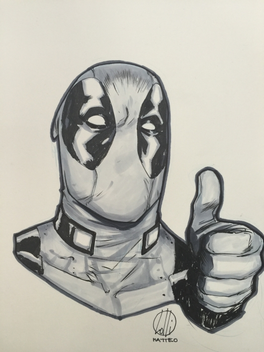 Mateo Deadpool headshot