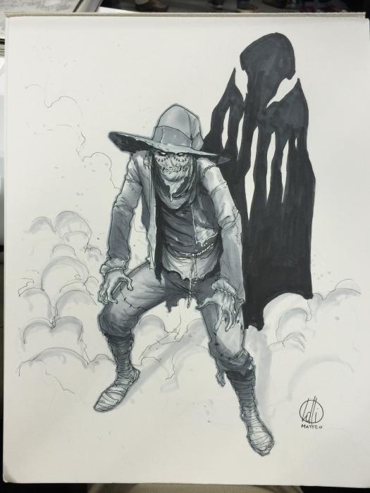 Mateo Scarecrow