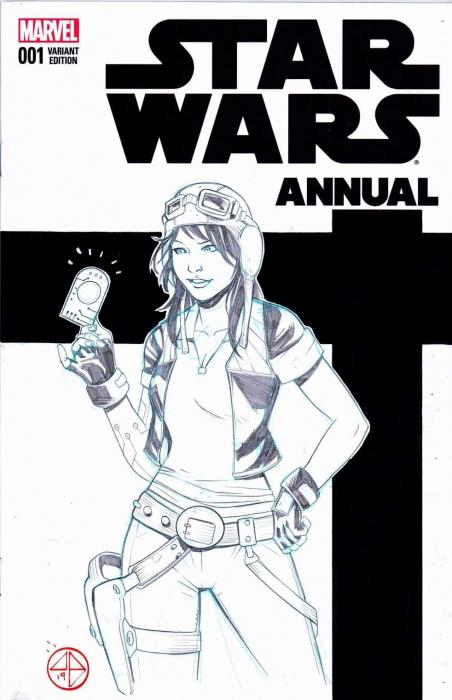 Andrea Star Wars