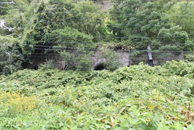 13栗山トンネル
